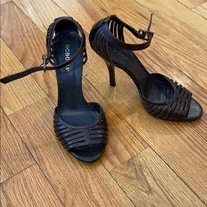 BCBGirls High Heels + Brown + Size 7